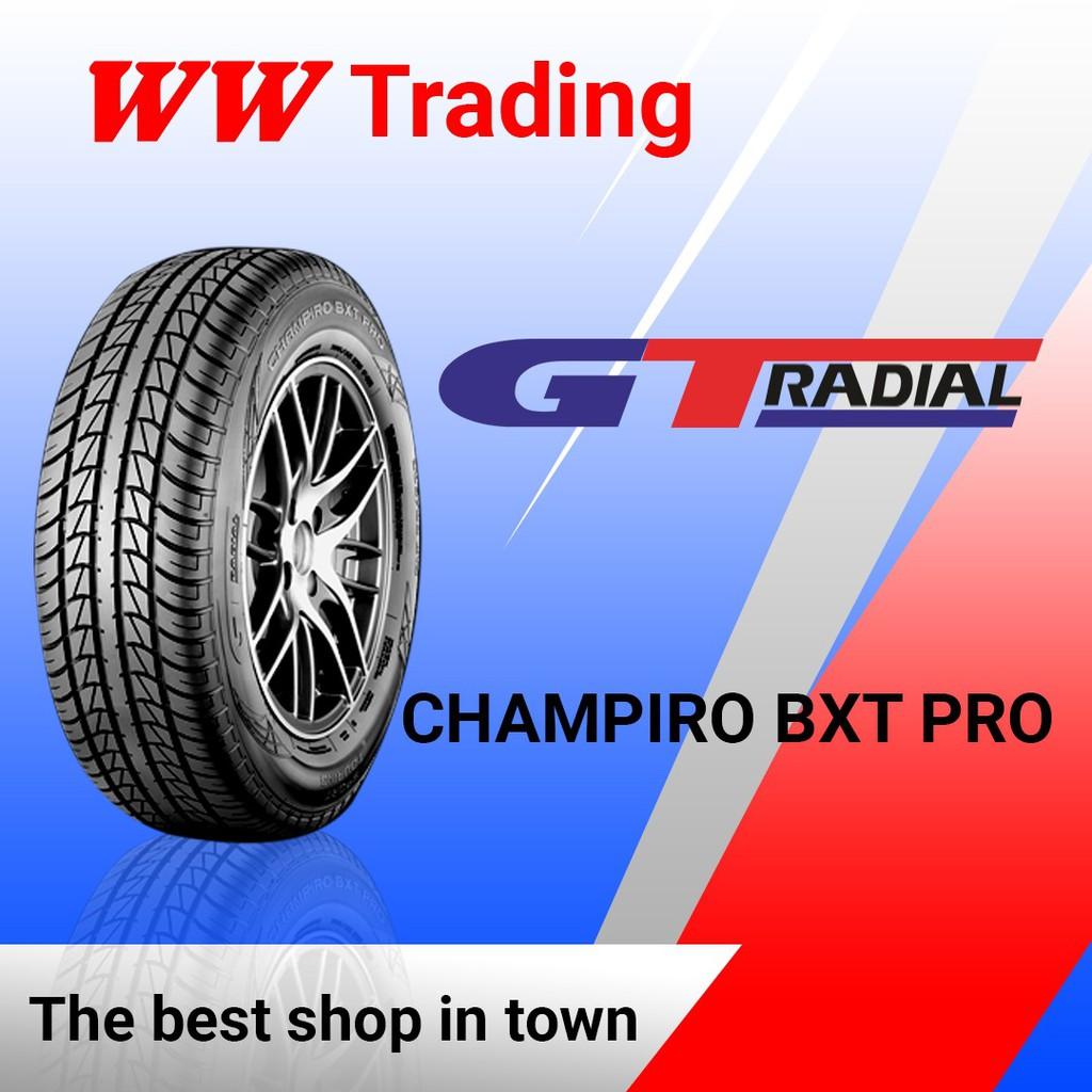 ยางรถยนต์ Champiro Bxt Pro 185 / 65 R14 / 185 65 14