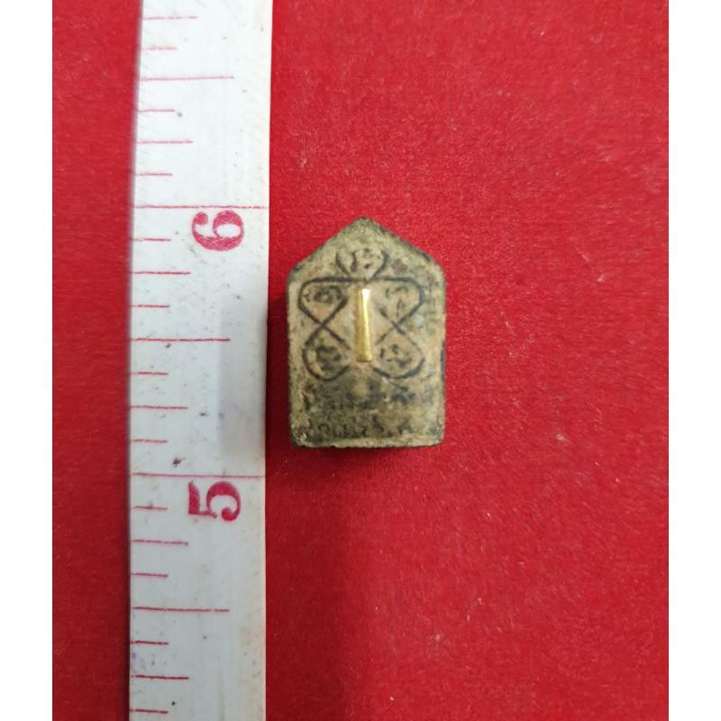 พระขุนแผนพิมพ์เล็กหลวงปู่ทิมวัดละหารไร่ฝังตะกุดทองคำแท้
