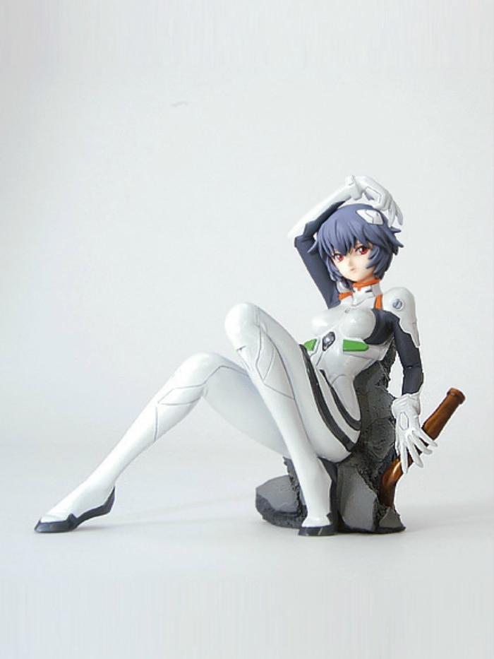 HD GK Resin Figure Kit 1/7 Evagelion Rei Ayanami Garage Resin Kit