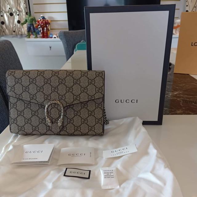 Used Gucci woc dionysus
