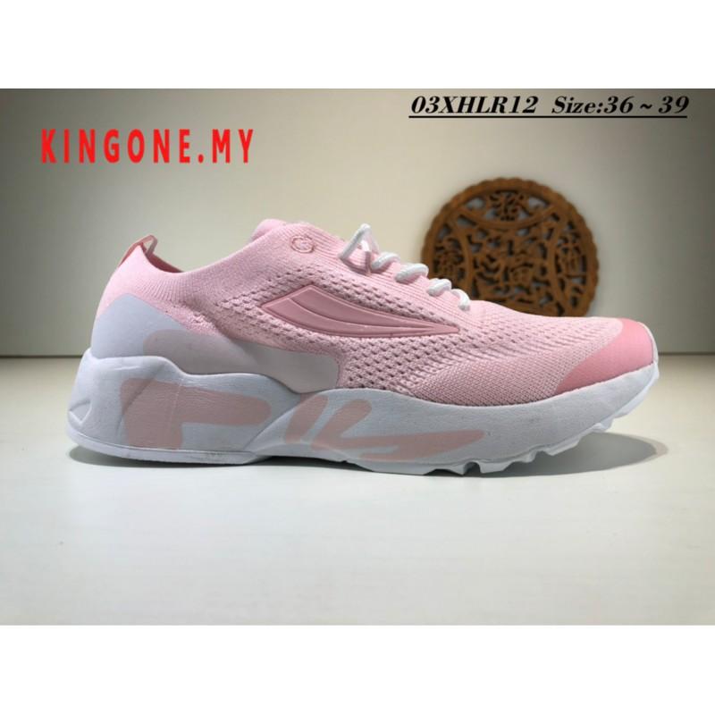 Original ฟิล่า Fila รองเท้าผ้าใบรองเท้าวิ่งสตรี 5
