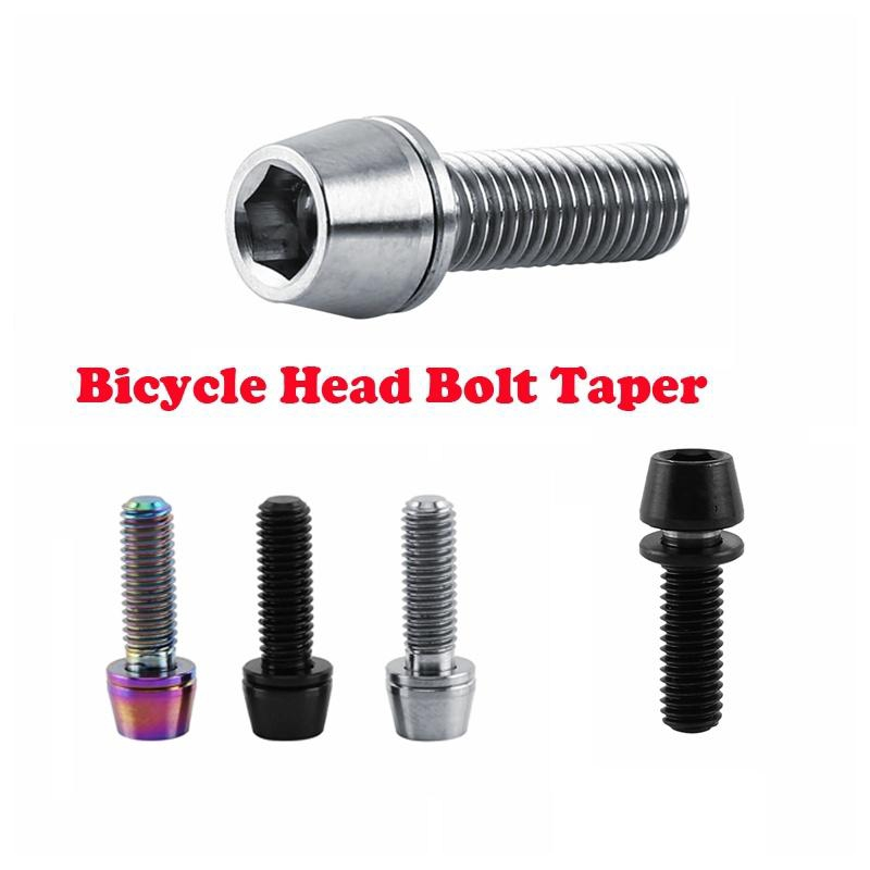 Ti Bolt 4 pcs M6 x 16mm Socket Head Titanium