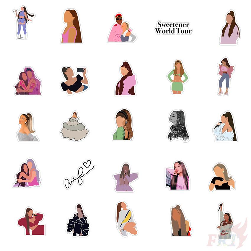 Ariana Grande stickers 50pcs