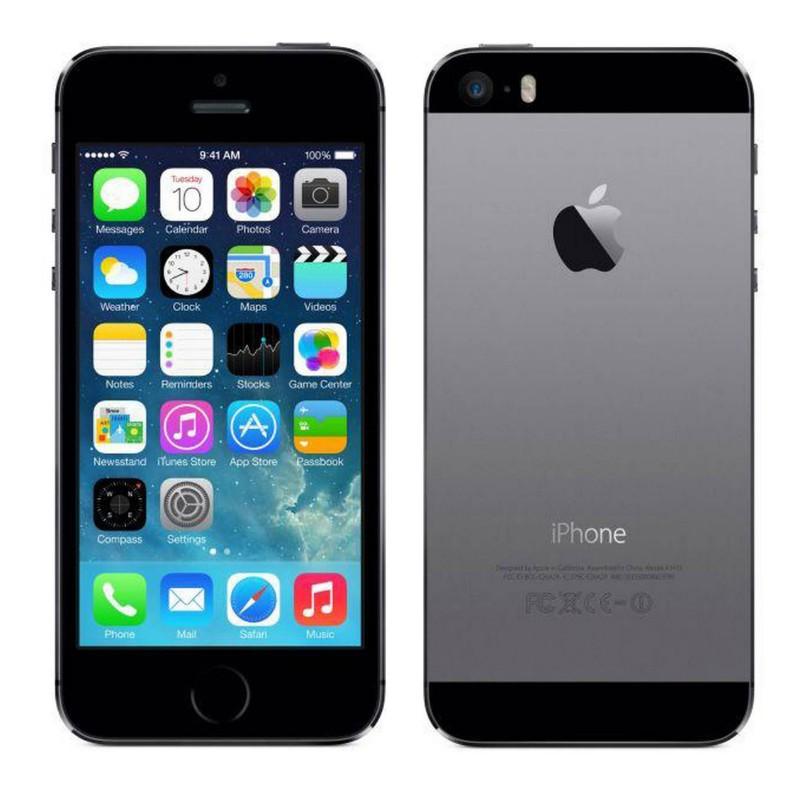 apple iphone 5s มือ2 (16GB&32GB) แท้100%  แถมฟิล์มกระจก+เคสใส  ไอโฟน 5s มือสอง