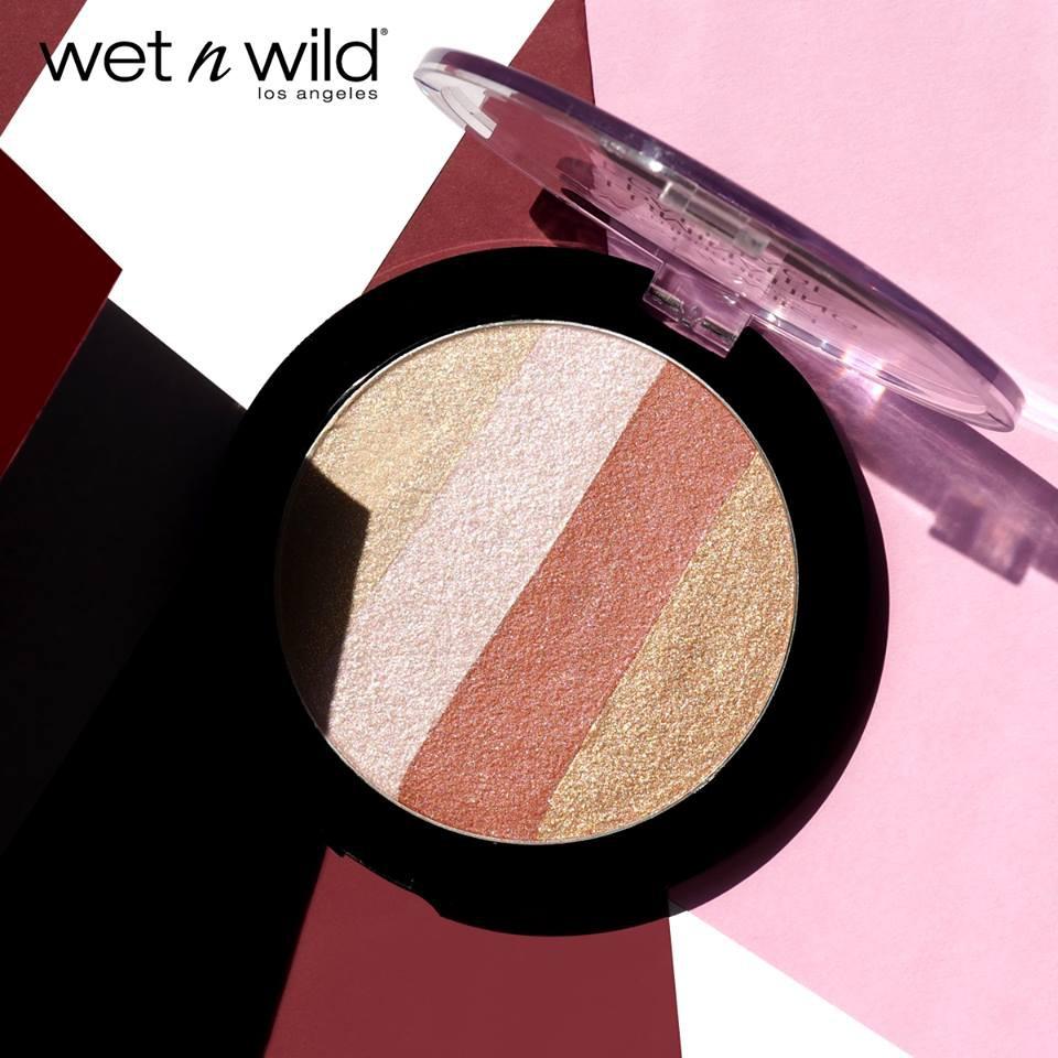Wet N Wild Megaglo Contouring Palette Shopee Thailand Mega Glo Illuminating Powder Catwalk Pink E320