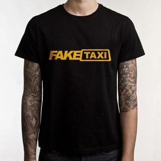 ราคาดีที่สุด Fake Taxi เสื้อยืดผู้ชายและเสื้อยืด FakeTaxi
