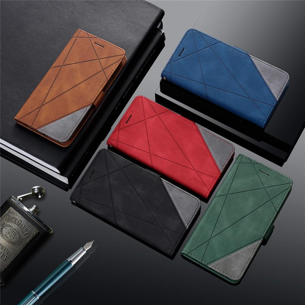 เคส Xiaomi Redmi Note 7 8 9s 9 Pro 7A 8A 9A เคสฝาพับ Flip Cover Wallet pu Leather Card เคสหนัง soft Silicone TPU Bumper เคสเคสโทรศัพท์หนังฝาพับพร้อมช่องใส่บัตรสําหรับ Xiaomiredminote Mi redmi9a redmi8 redmi8a redminote redminote9 redminote8 redmi9