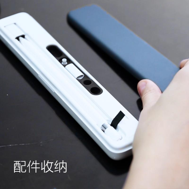 ✸✽ปากกาแอปเปิ้ล ApplePencil กล่องชาร์จไร้สาย iPad รุ่นปากกาฝาปากกาหัวปากกาอะแดปเตอร์หัวปากกากล่องเก็บอุปกรณ์เสริมรุ่น 1