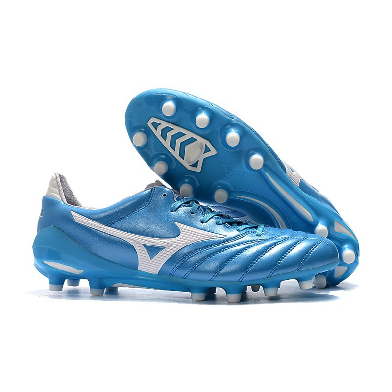 *Yinxshop*MIZUNO MORELIANEO2FG Nissan รองเท้าฟุตบอล Morelia Neo II ทำในประเทศญี่ปุ่นรองเท้าฟุตบอลสำหรับผู้ชาย Football S