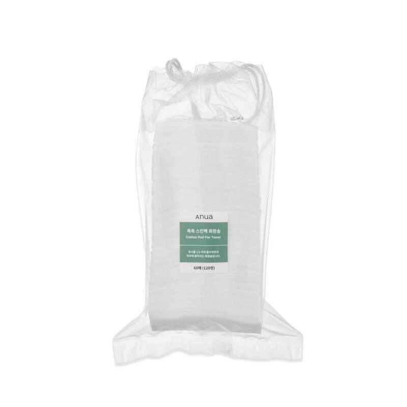 ANUA Cotton Pad for toner สำลี Anua เหมาะสำหรับใช้คู่กับโทนเนอร์