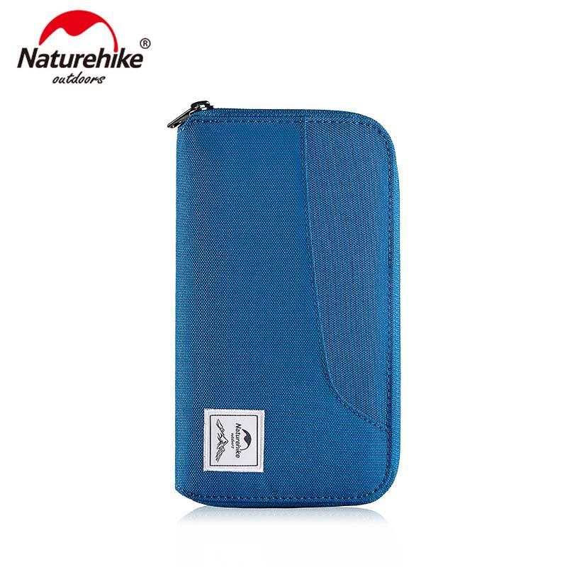 NatureHike กระเป๋าสตางค์ อเนกประสงค์ น้ำหนักเบา กันน้ำได้