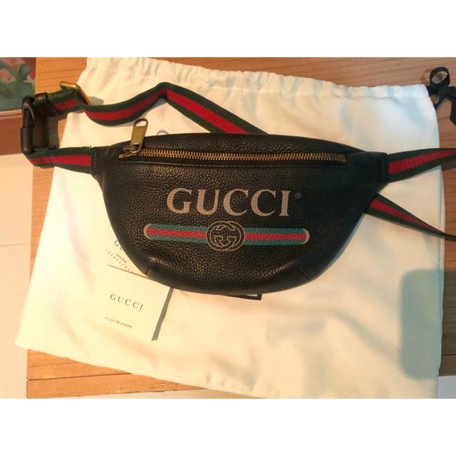 Gucci belt bag mini ปี 19 แท้