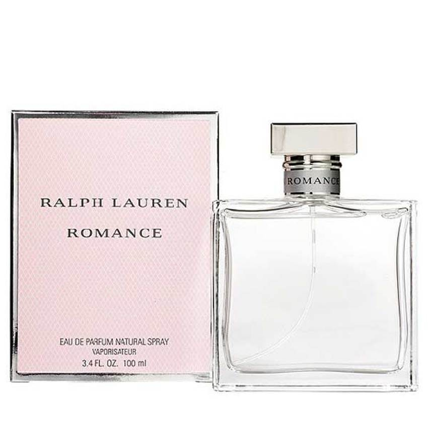 Ralph Lauren romance perfume 100 ml.