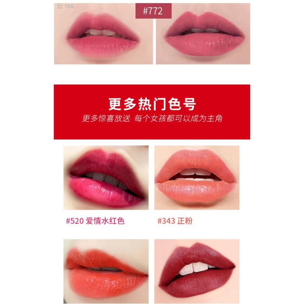 ◆[Official authentic] Dior Lieyan Blue Gold Lipstick ลิปสติก Legend Velvet 999 720