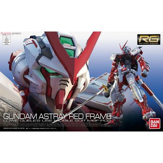 Review Gundam Astray Red Frame (RG)