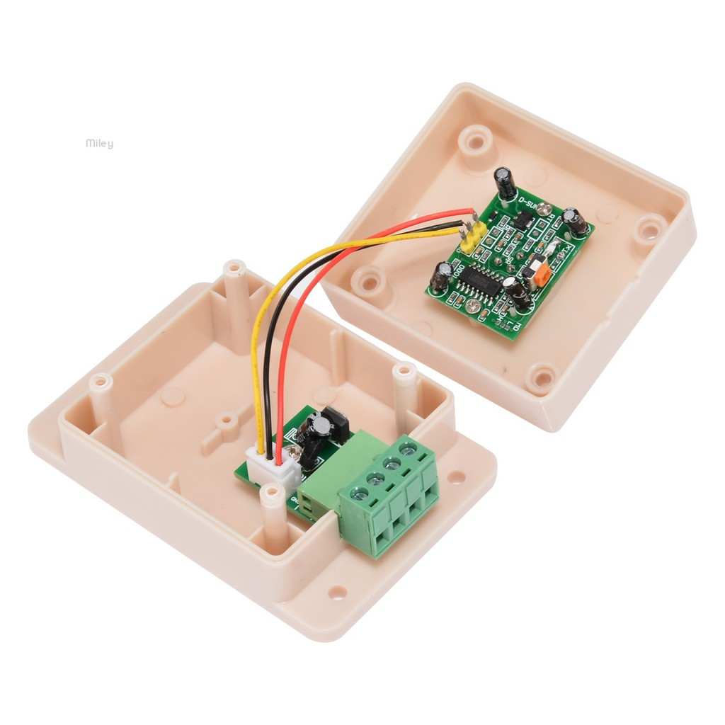 automatic dc 12-24v 8a infrared pir motion sensor switch for led light stylis W0