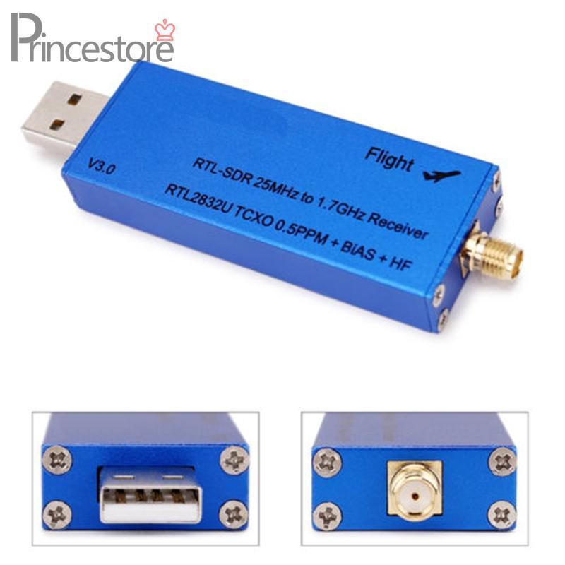 Receiver GSM Signals Professional Tuner-Radio U/V HF RTL-SDR USB