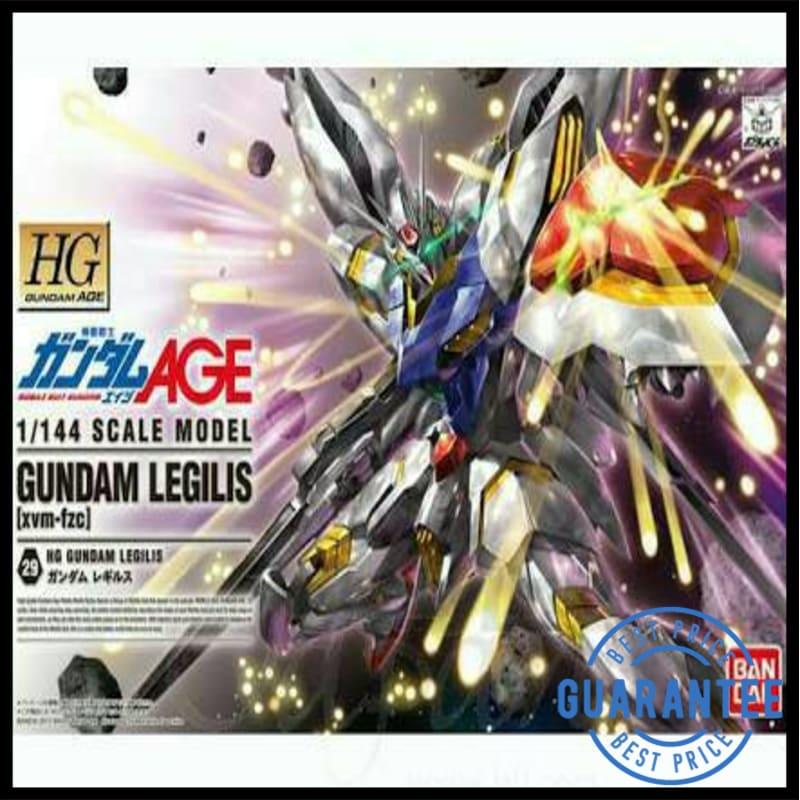 Hg Age Gundam Legilis รองเท้าผ้าใบลําลอง