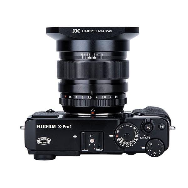 ฮูดเลนส์ JJC LH-JXF23II สำหรับเลนส์ Fuji 23mm F1.4 และ 56mm F1.2