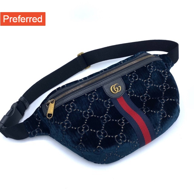 Gucci Belt bag unisex fullset