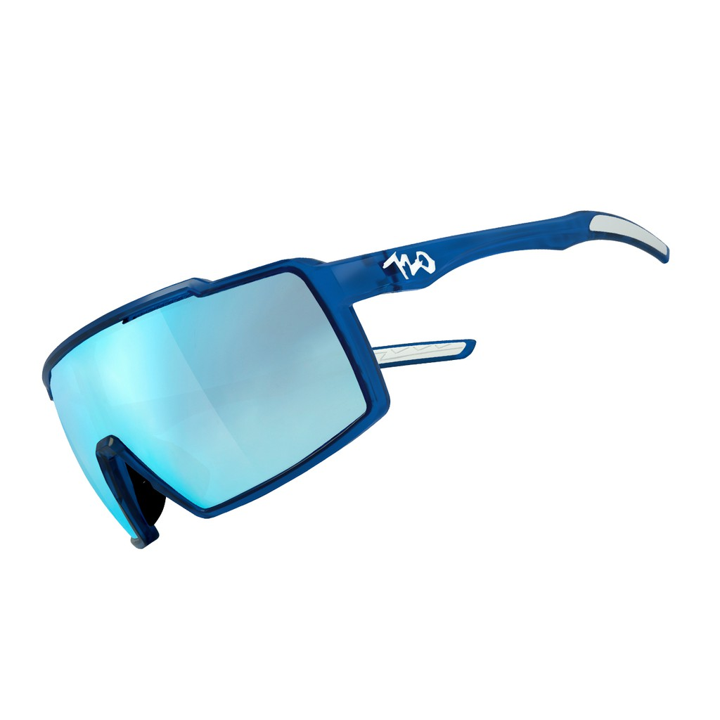 แว่นตากันแดด 720armour รุ่น A-fei สีกรอบ Translucent Blue สีเลนส์ Smoke Royal Blue