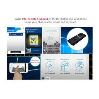 Review Latest Mini PC Computer TV Stick Windows 10 OS Intel Z3735 Quad Core 2GB+32GB