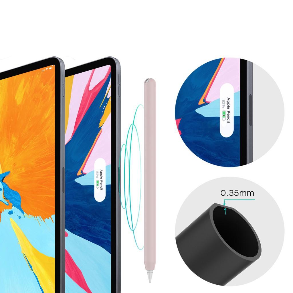 ✳❄▩พร้อมส่ง🇹🇭ปลอกปากกา Applepencil Gen 2 รุ่นใหม่ บาง0.35 เคส ปากกา ซิลิโคน ปลอกปากกาซิลิโคน เคสปากกา Apple Pencil Sil