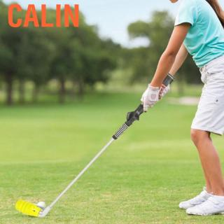 Calin Golf Swing Trainer  Posture Practice Aid Training Equipment Strength and Tempo Tool