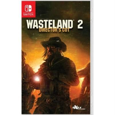 แผ่นเกม nintendo switch wasteland2 มือสอง
