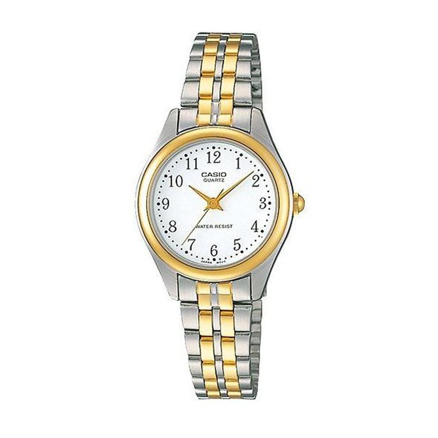 นาฬิกาข้อมือ (เลือกสี,รุ่น ทักแชท)Casio Standard ผู้หญิง สายสแตนเลส รุ่น LTP-1129G,LTP-1129G-7 นาฬิกาแฟชั่น นาฬิกาข้อมือ