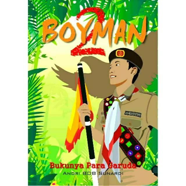 (Ori) หนังสือ Boyman Books 2 Its Books Of Garuda - หนังสืออนุบาล - สูง - หนังสือกลางคน