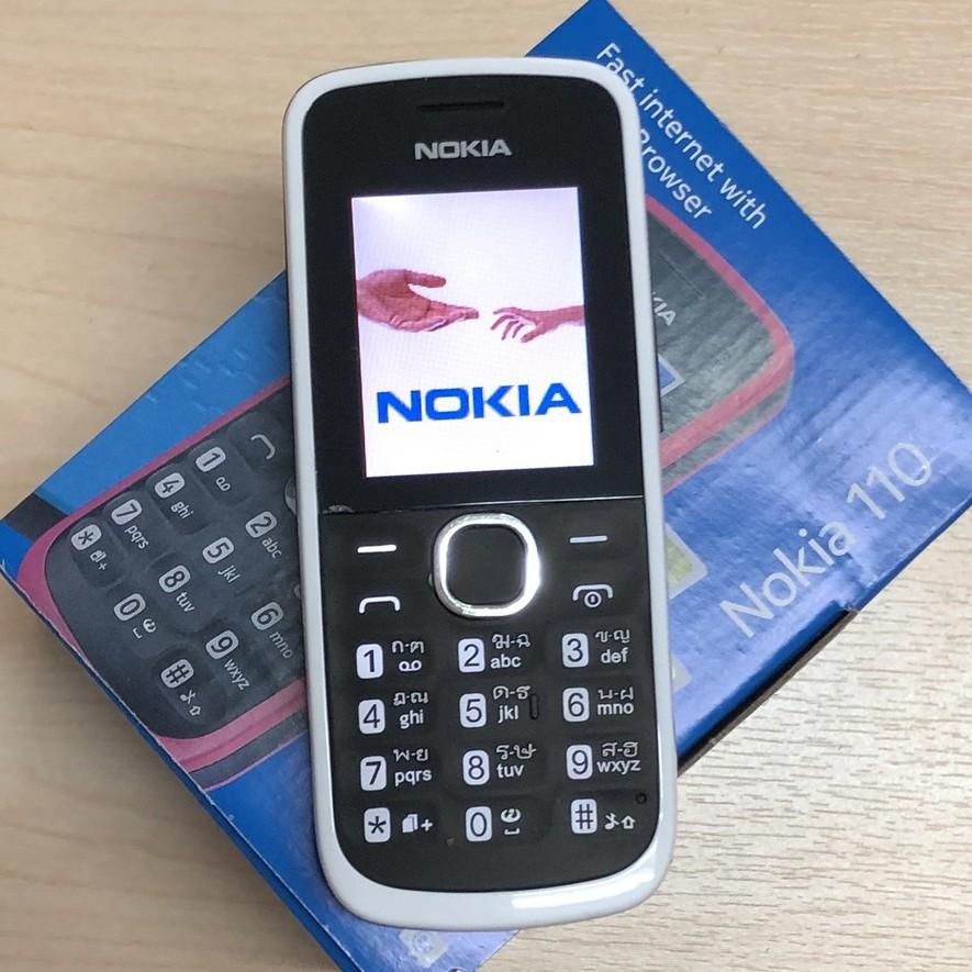 ซิม ซิมเทพ ซิมเทพทรู Nokie 110 โทรศัพท์ปุ่มกด 2ซิม ไลน์ เฟส ได้ รุ่นใหม่ 2018(หน้าจอ1.4)