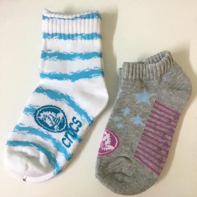 ถุงเท้าเด็ก baby socks crocs แท้