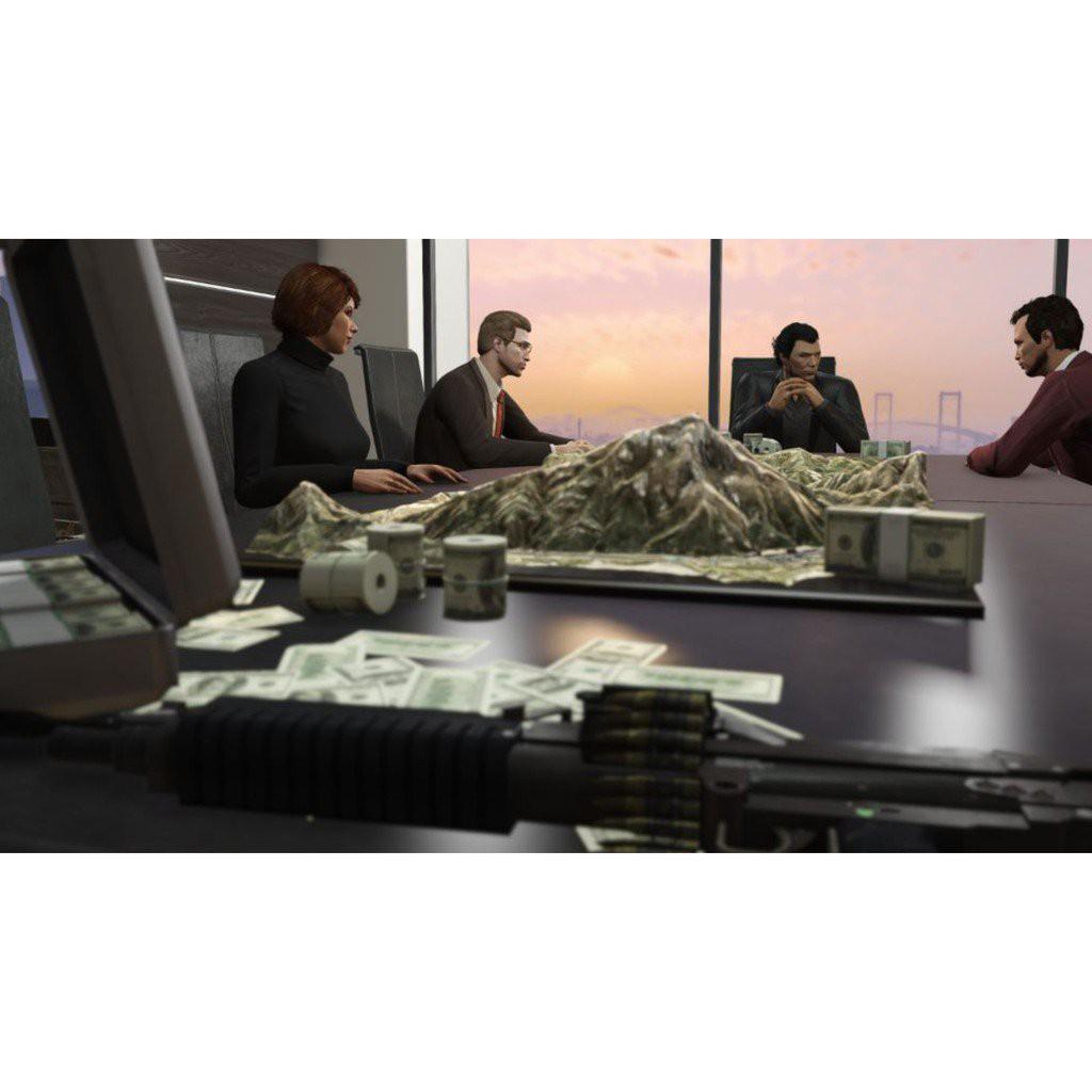 GTA 5 / GTA V Online Money Boost / LEVEL RP PC only