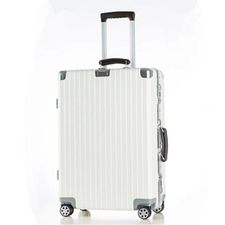 "End year Sale! กระเป๋าเดินทางล้อลาก 4 ล้อ หมุนได้ 360° ล็อค ไม่มีซิป 20/22/24/26/29"" พรีออเดอร์ บางขนาดบางสี"