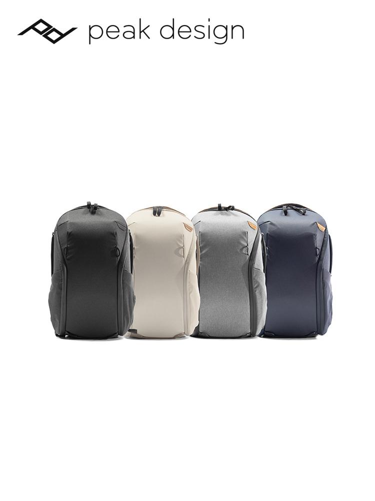 การออกแบบสูงสุดPEAK DESIGN everyday BACKPACK Zip 15L 20Lกระเป๋าเป้สะพายหลังเดินทาง