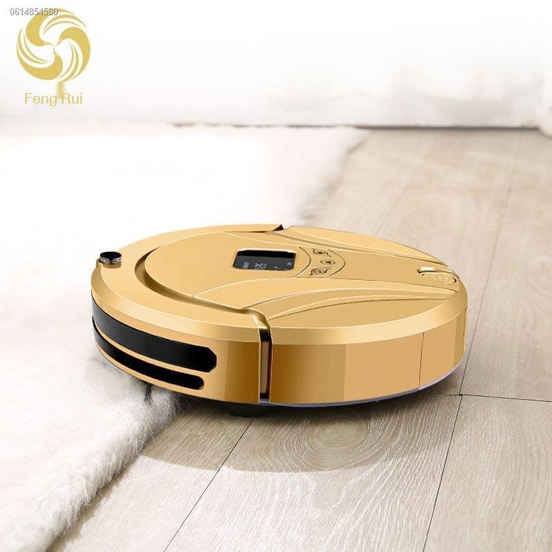 เครื่องดูดทำความสะอาดอัตโนมัติ หุ่นยนต์ดูดฝุ่นอัจฉริยะ หุ่นยนต์กวาดบ้าน ✖เครื่องกวาดฝุ่นอัตโนมัติ  หุ่นยนต์ดูดฝุ่น