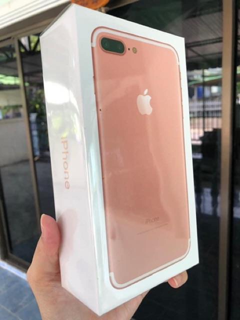 โทรศัพท์มือสอง!iPhone 7 Plus 128GB เครื่องไทย 100%iphone 7 โทรศัพท์มือถือ ไอโฟน7 apple iphone 7 &&(128 gb || 32 gb|| 256