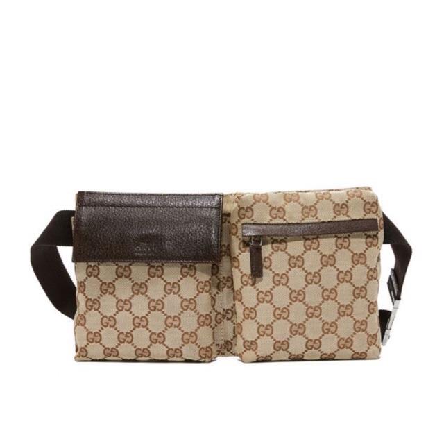 กระเป๋าคาดอก กุชชี่แท้ gucci belt bag