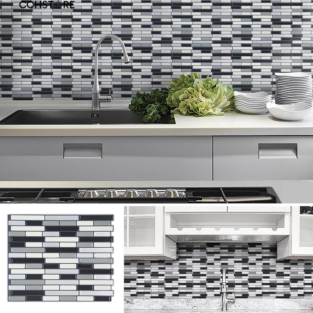 Cch Home Kitchen Mosaic Bricks Style