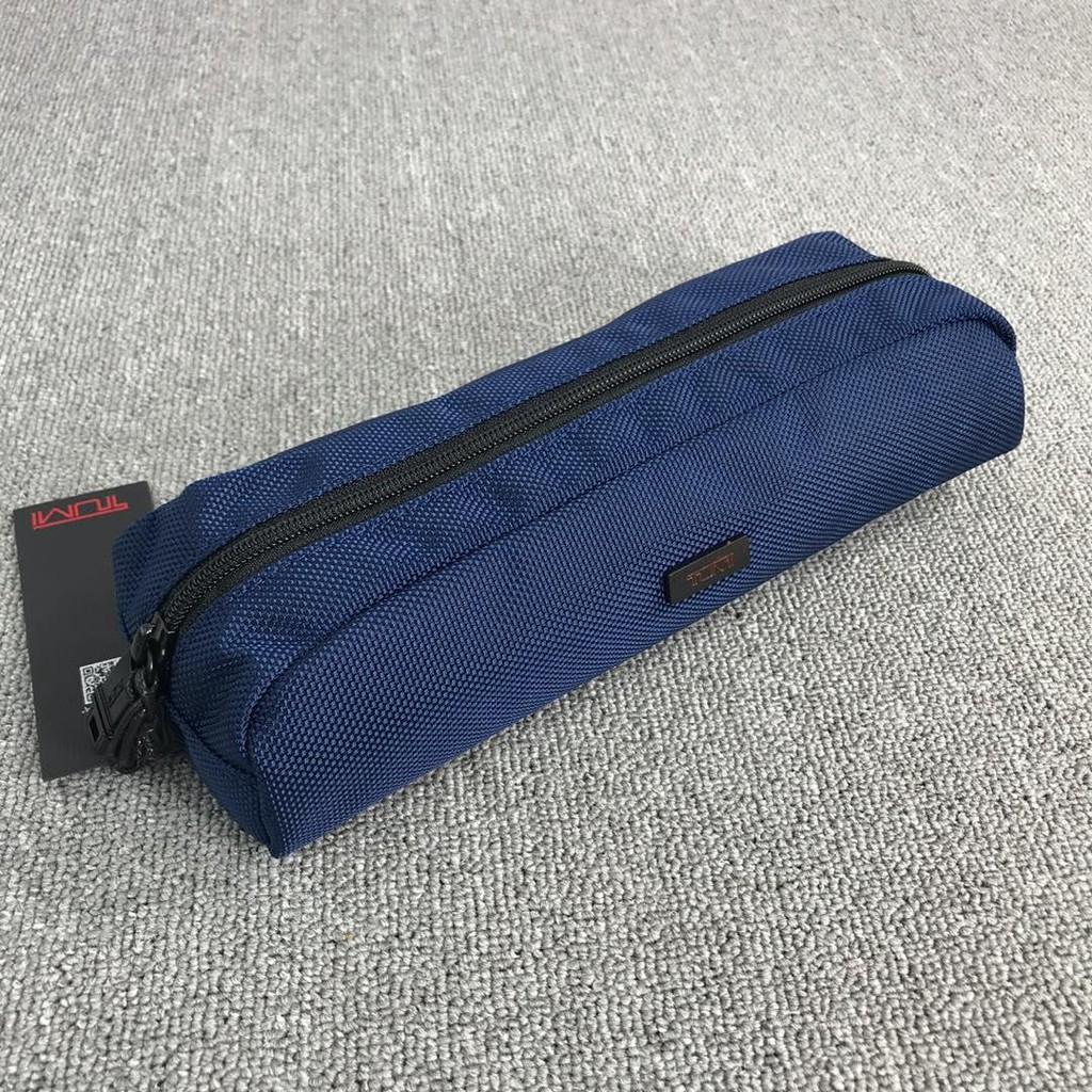 aHCX [จัดส่ง 24 ชั่วโมง] TUMI สีน้ำเงินใหม่ขีปนาวุธไนลอนผู้ชายและผู้หญิงเดินทางท่องเที่ยวความจุขนาดใหญ่แหล่งจ่ายไฟกระเป๋