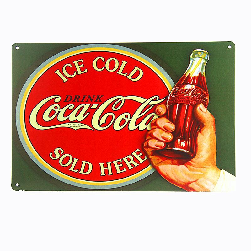 MAN CAVE SPICY FOOD SHABBY CHIC RETRO PLAQUE CHILI PEPPER VINTAGE METAL SIGN