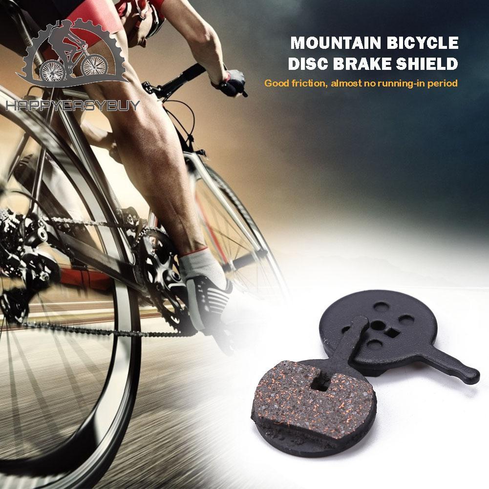 2Pairs MTB Motorbike Cycle Disc Resin Brake Pads Suit For Avid BB5 Mountain Bike