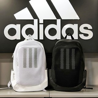 Review Adidas กระเป๋าลายผ้าใบ สบาย ★ Adidas Neo BP Mix Neopark Backpack