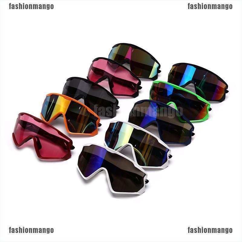 [fashionmango]Photochromic Cycling Glasses Men/Women Sport Road Bike Eyewear