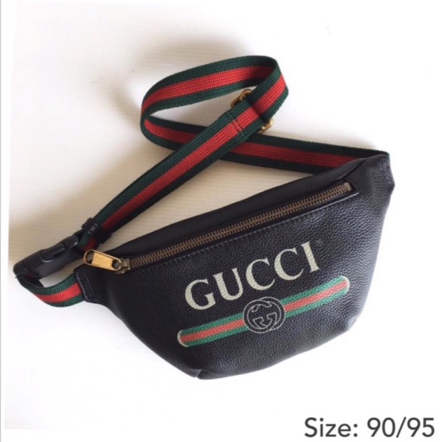Gucci belt bag small black