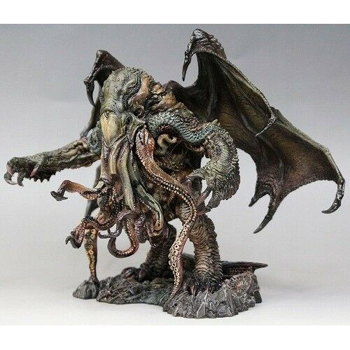 ▫○Cthulhu Great Old Ones Painted GK Garage Resin Figure Model Kit Statue