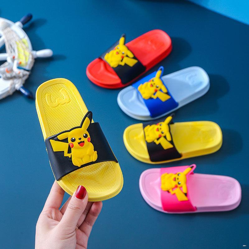 ยางยืดออกกําลังกาย△▪(รองเท้าเด็ก รองเท้าแตะเด็ก)  รองเท้าแตะเด็กรองเท้าแตะเด็กผู้ชายและ รองเท้าแตะในร่มเด็กทารกเด็กผู้ห