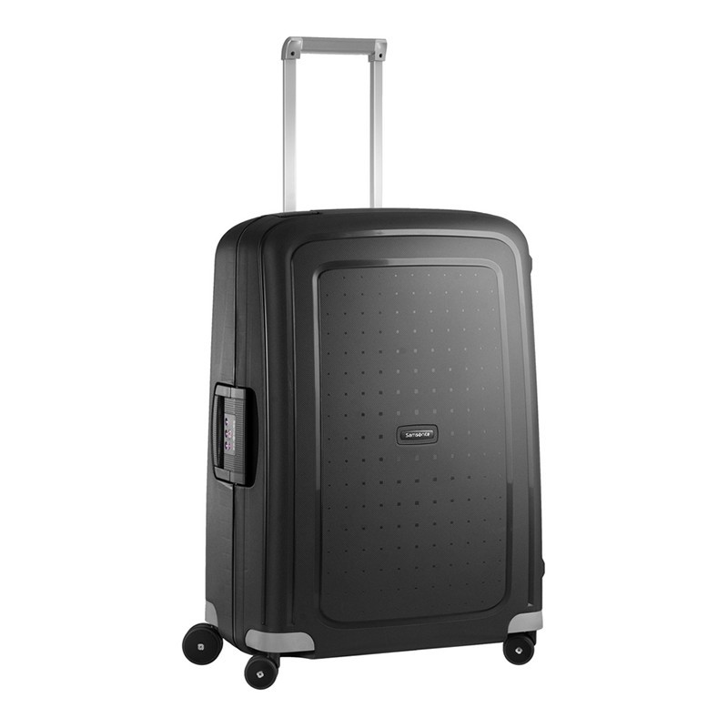 SAMSONITE กระเป๋าเดินทางล้อลาก แบบเฟรม(ไร้ซิป) รุ่น S'CURE ขนาด 25 นิ้ว FRAME HARDSIDE SPINNER 69/25 TSA