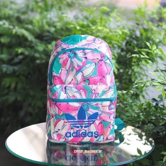 ADIDAS POLYESTER BACKPACK แท้💯%